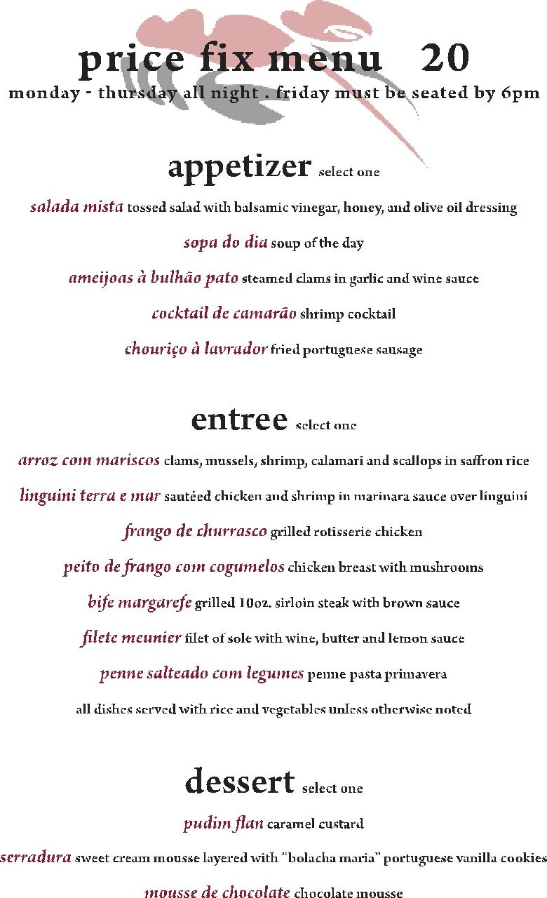 Welcome to O Lavrador Restaurant & Bar